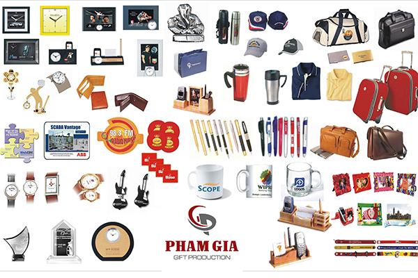 Xưởng in logo hiện đại - Phạm Gia